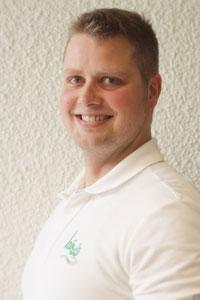Massasjeterapeut Martin Røhme